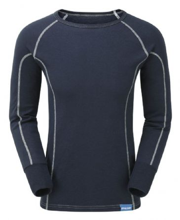 Pulsar BZ1501 Blizzard Mens -15° Thermal Top (Navy)